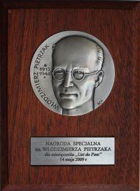Nagroda im. Włodzimierza Pietrzaka